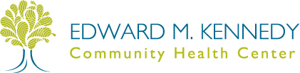 Edward M. Kennedy Community Health Center Retina Logo